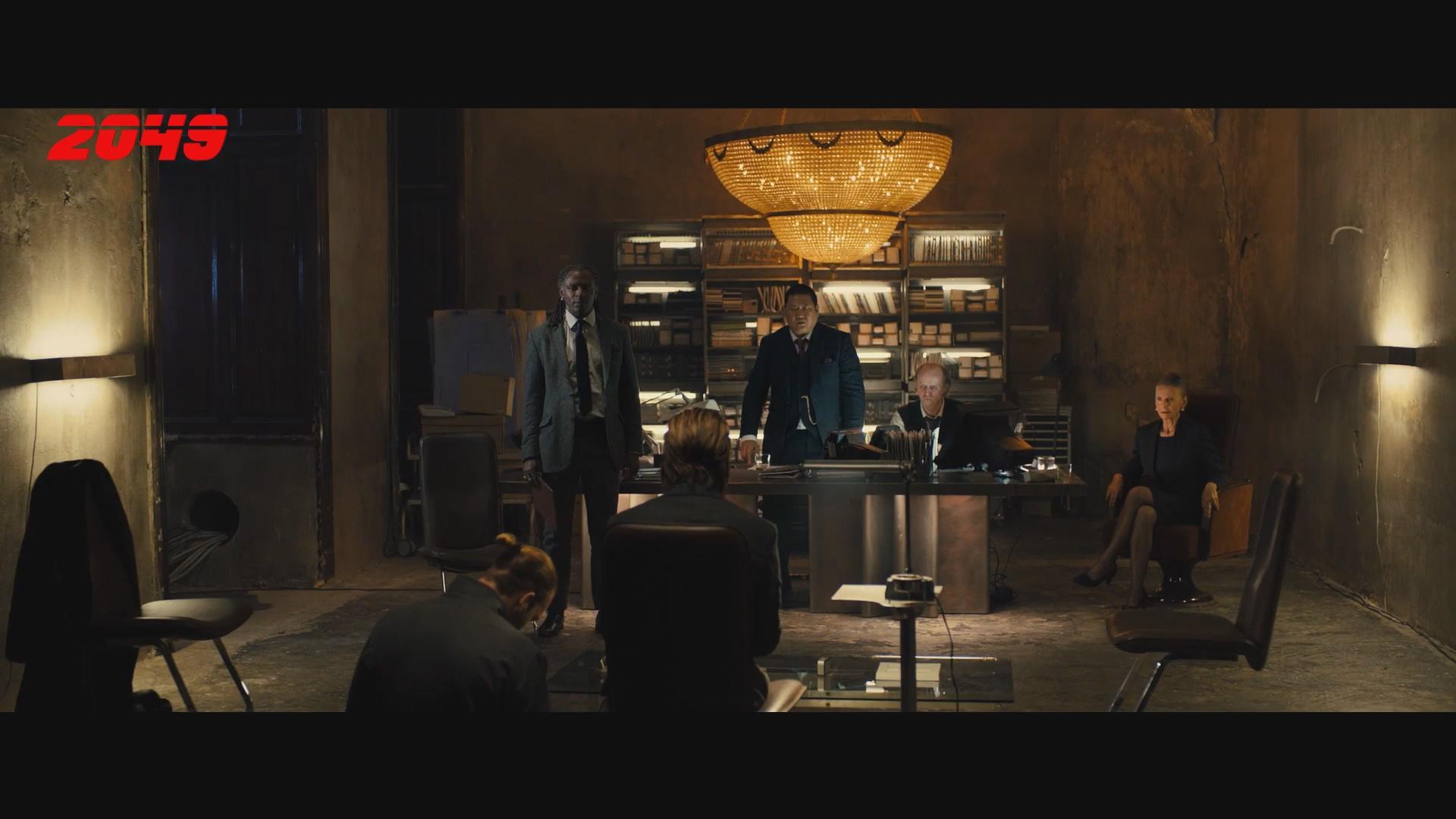 《银翼杀手2049》电影前传首支短片《2036:复制人时代》