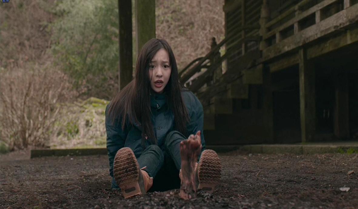 #经典看电影#胆小者看的恐怖电影:几分钟看完日本恐怖电影《窥视之眸》