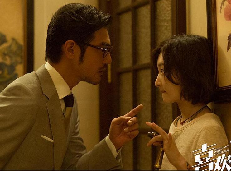 电影《喜欢你》!看女汉子周冬雨怎么用美食撩霸道总裁金城武!