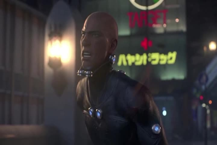 黑衣战士的奋力一搏,居然引得外星人身体发生如此变化