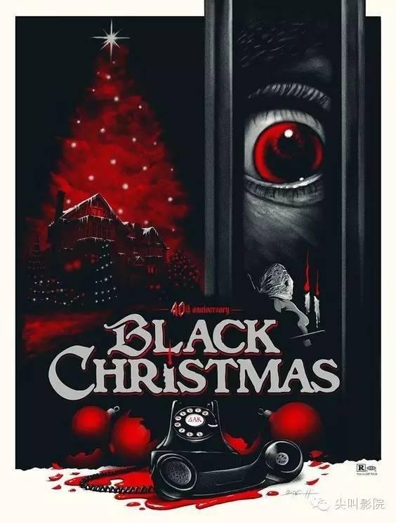 #惊悚看电影#圣诞节恐怖电影大盘点2:绝命圣诞节老版与翻拍