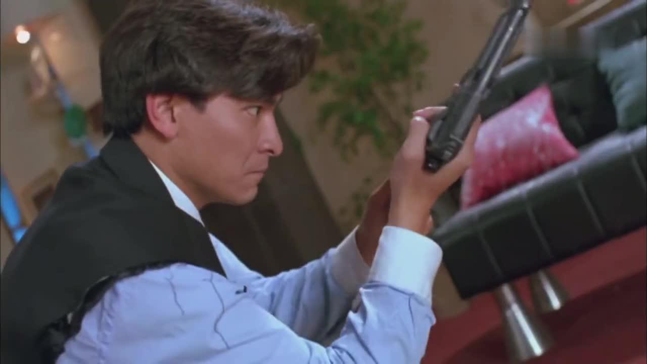 #电影片段#就为了这个镜头,用了很多个刘德华!