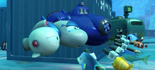 #经典看电影#潜艇总动员:海底两万里预告片抢先看