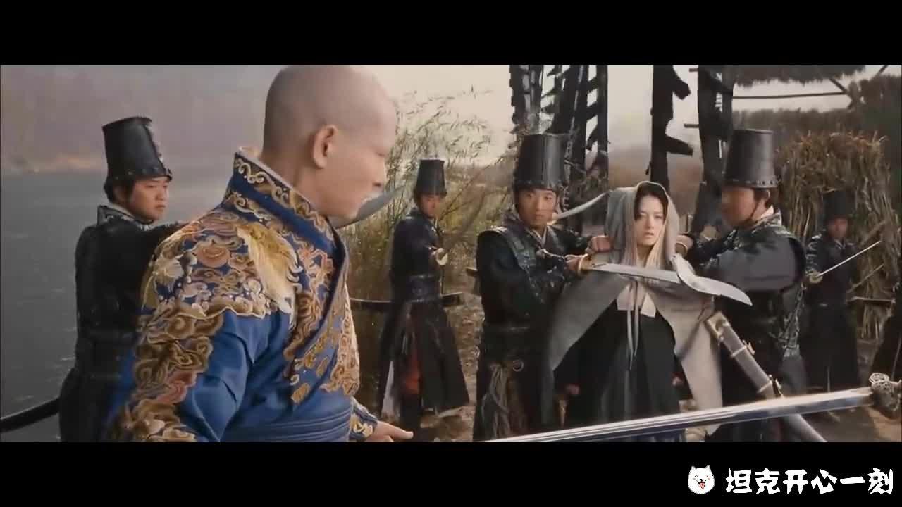 #经典看电影#真实好快的剑法!