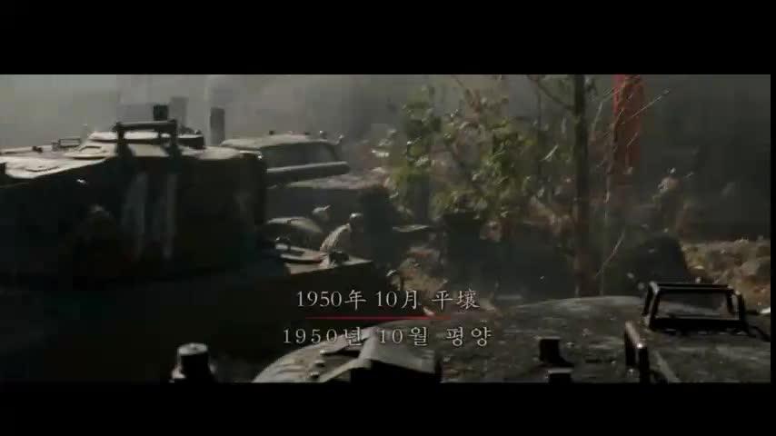 #经典看电影#一部经典战争大片,火爆的枪战,从头打到尾太过瘾太震撼了