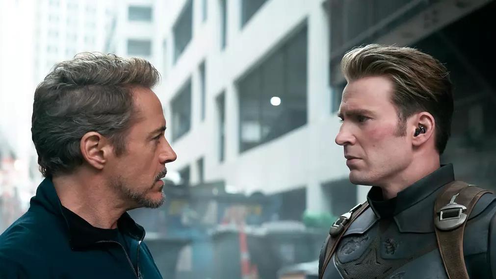 #电影最前线#《复仇者联盟4:终局之战》曝钢铁侠和美国队长预告特辑