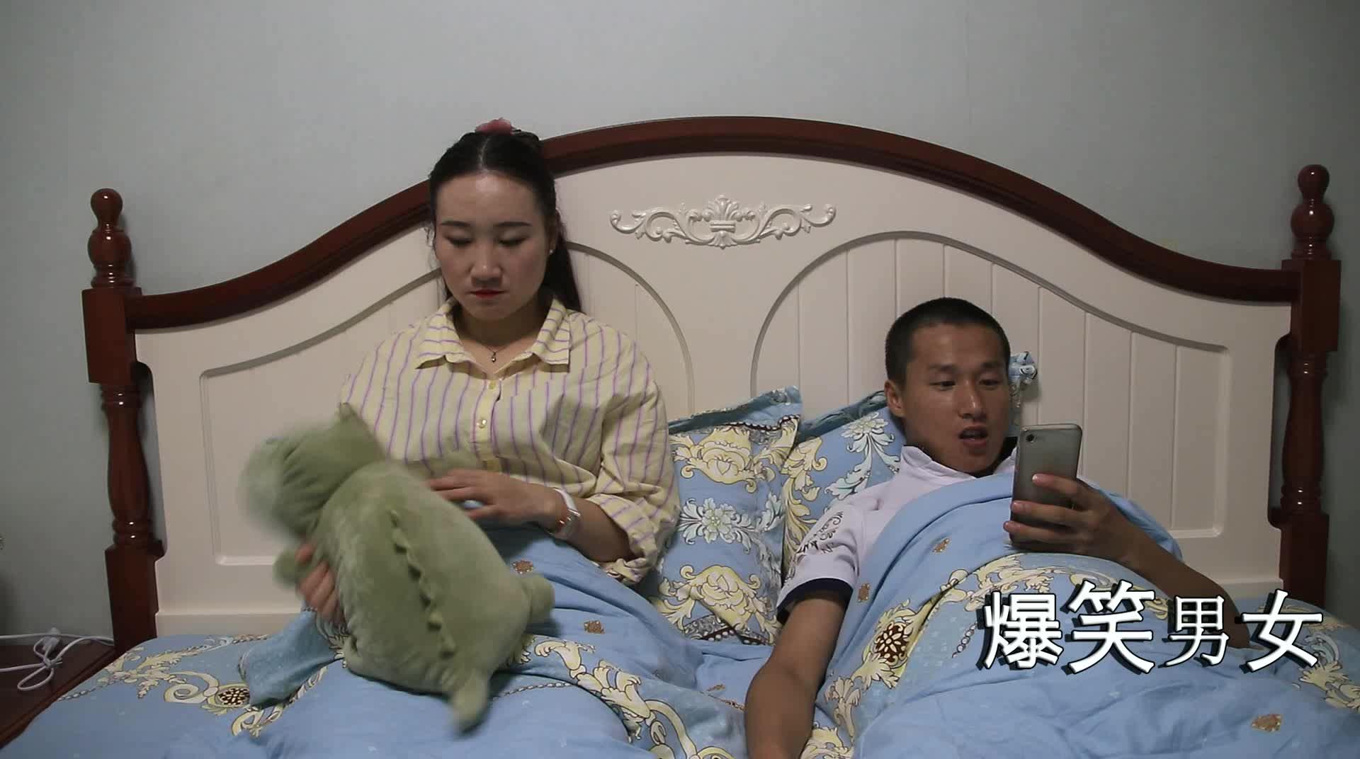 #搞笑趣事#父母着急想要抱孙子,夫妻俩发愁了