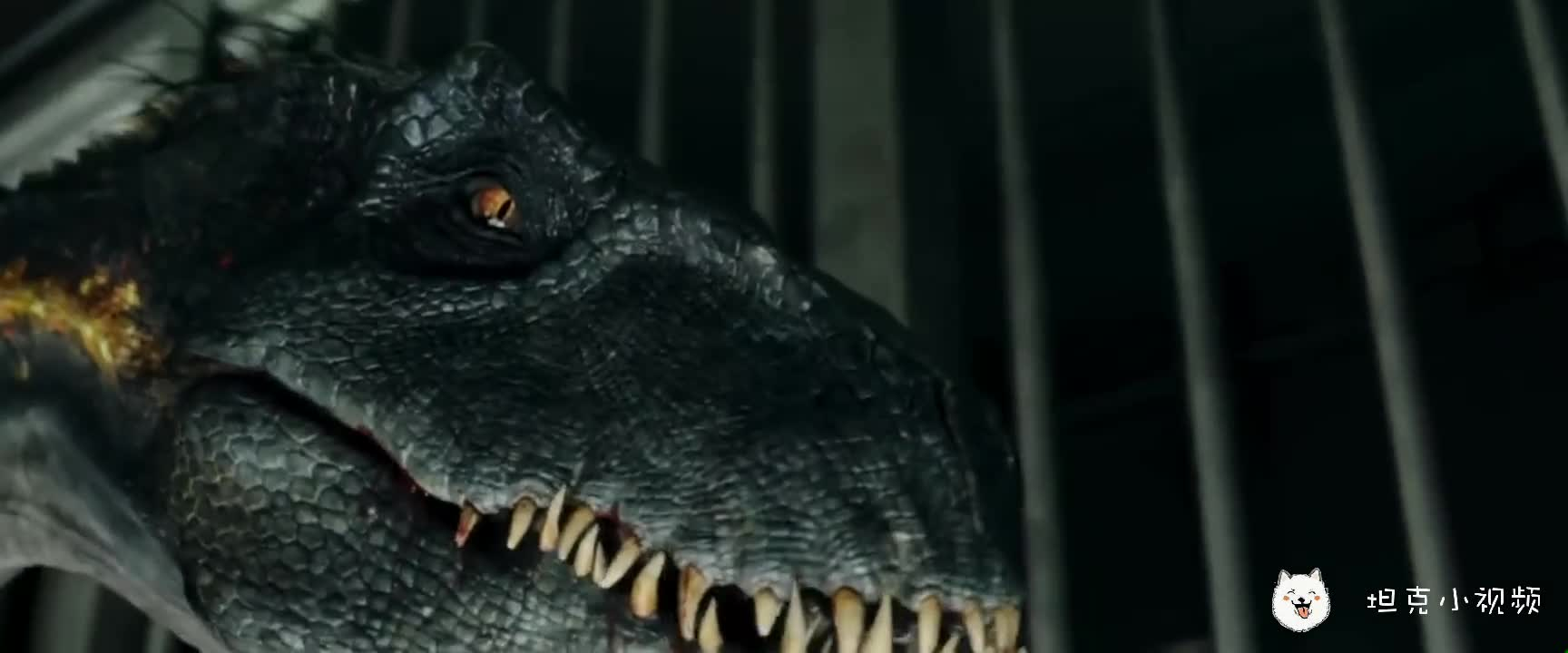 #电影迷的修养#这只狡猾的大恐龙!