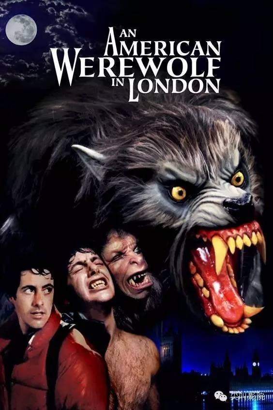 #惊悚看电影#狼人恐怖电影盘点:美国狼人在伦敦