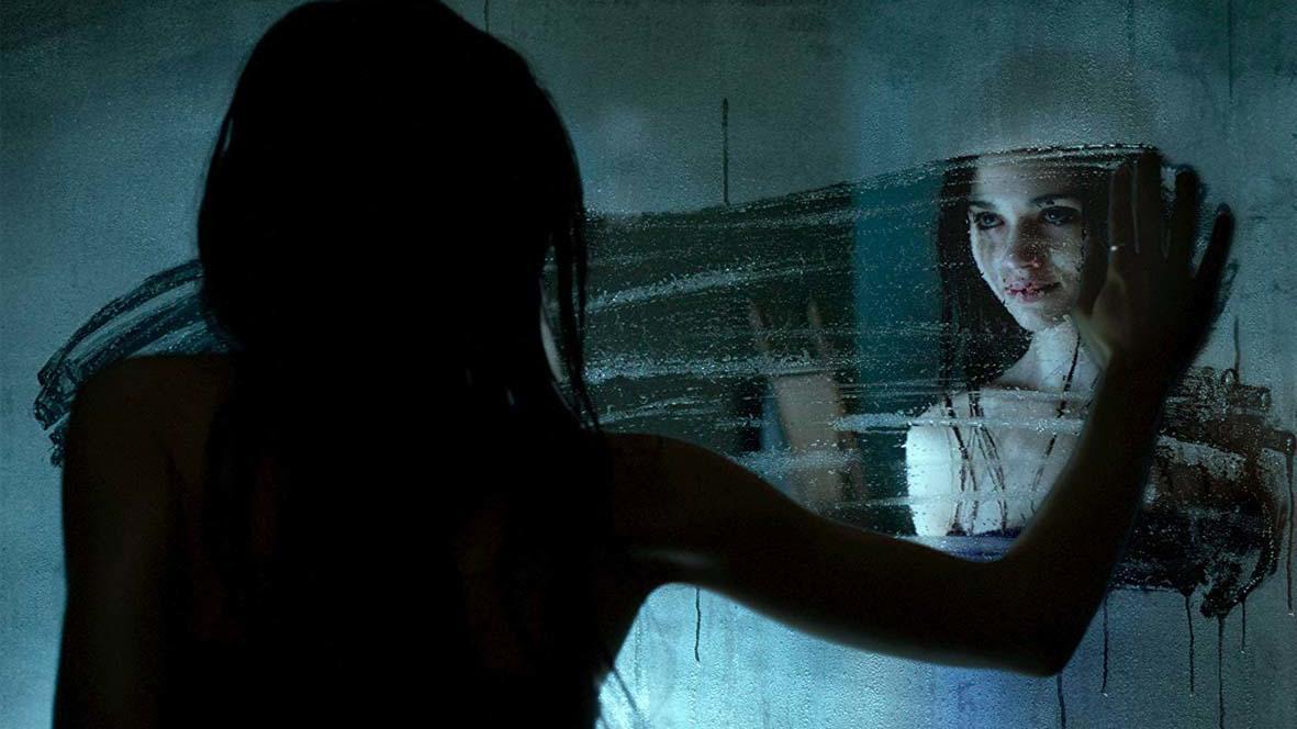 小涛电影解说:几分钟看完美国恐怖电影《镜中人》