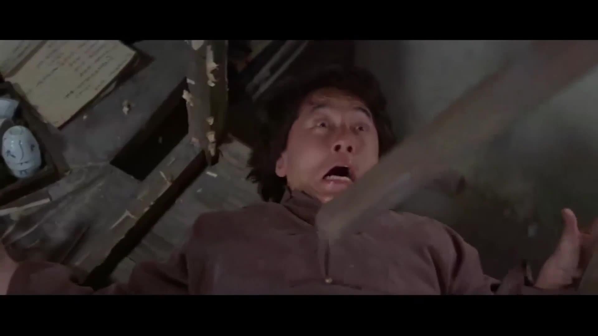 #这个视频666#《醉拳2》:杀出重围