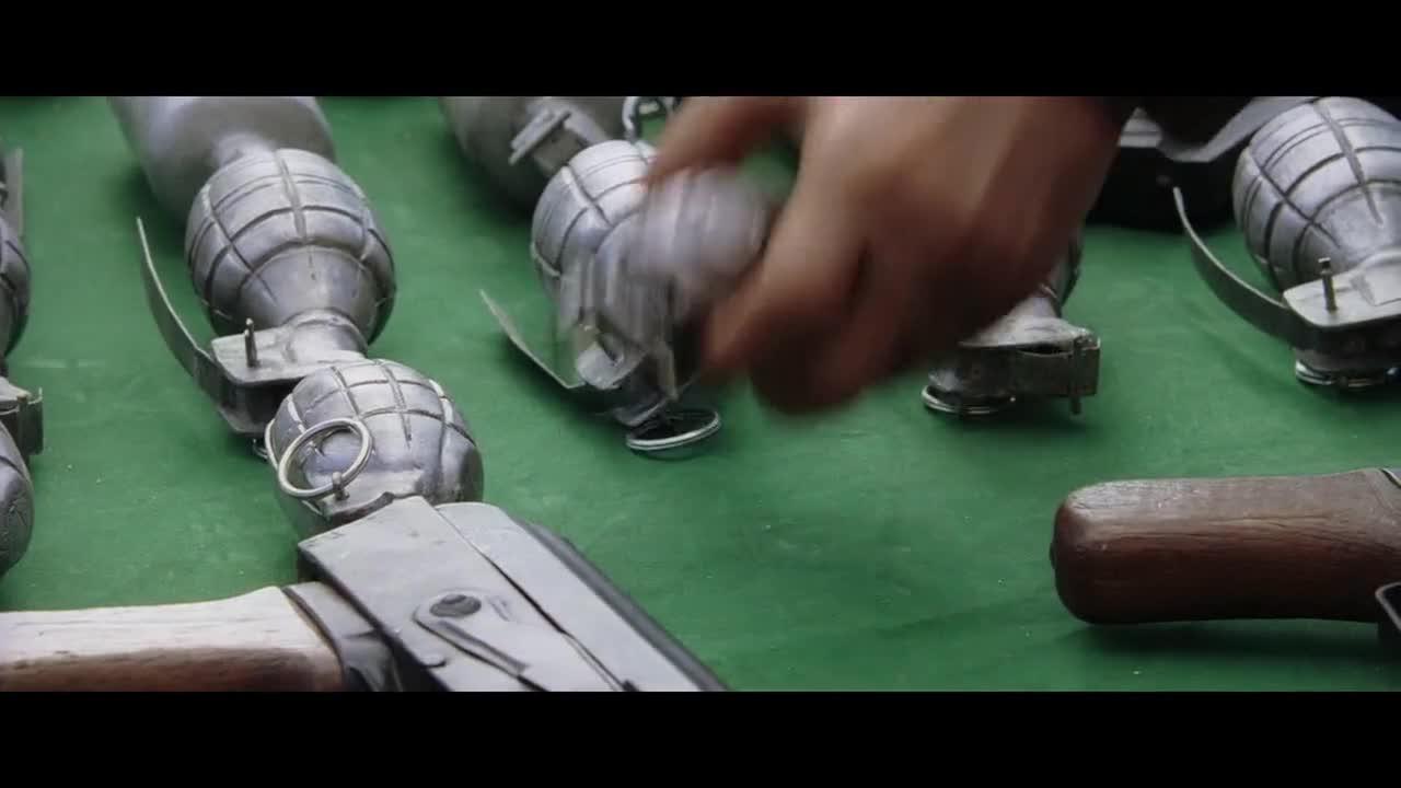 机器人的表现让将军很不满意,这完全是在表白!