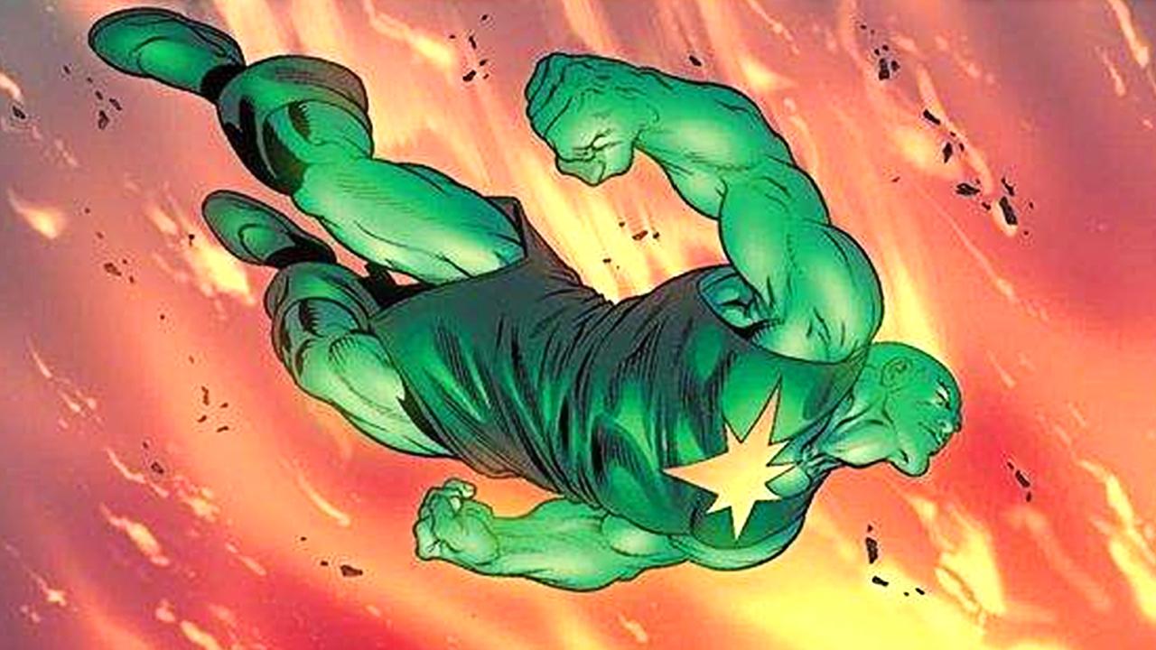 #电影最前线#这5个超级英雄, 都是中国人, 有一位长得像绿巨人