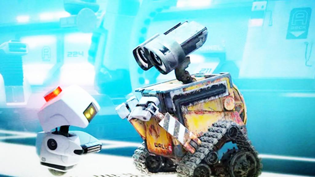 捡垃圾也可以获得爱情 看垃圾机器人如何迎娶白富美