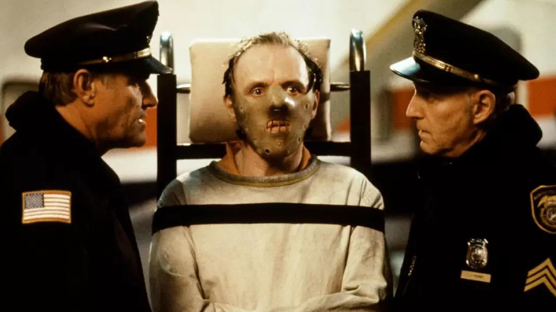 #经典看电影#10分钟看完奥斯卡第一犯罪惊悚片《沉默的羔羊》,人心太可怕了