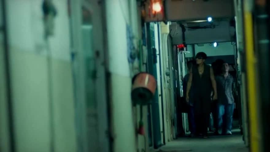陈浩南被黑帮盯住誓死杀掉陈浩南 小结巴被抓