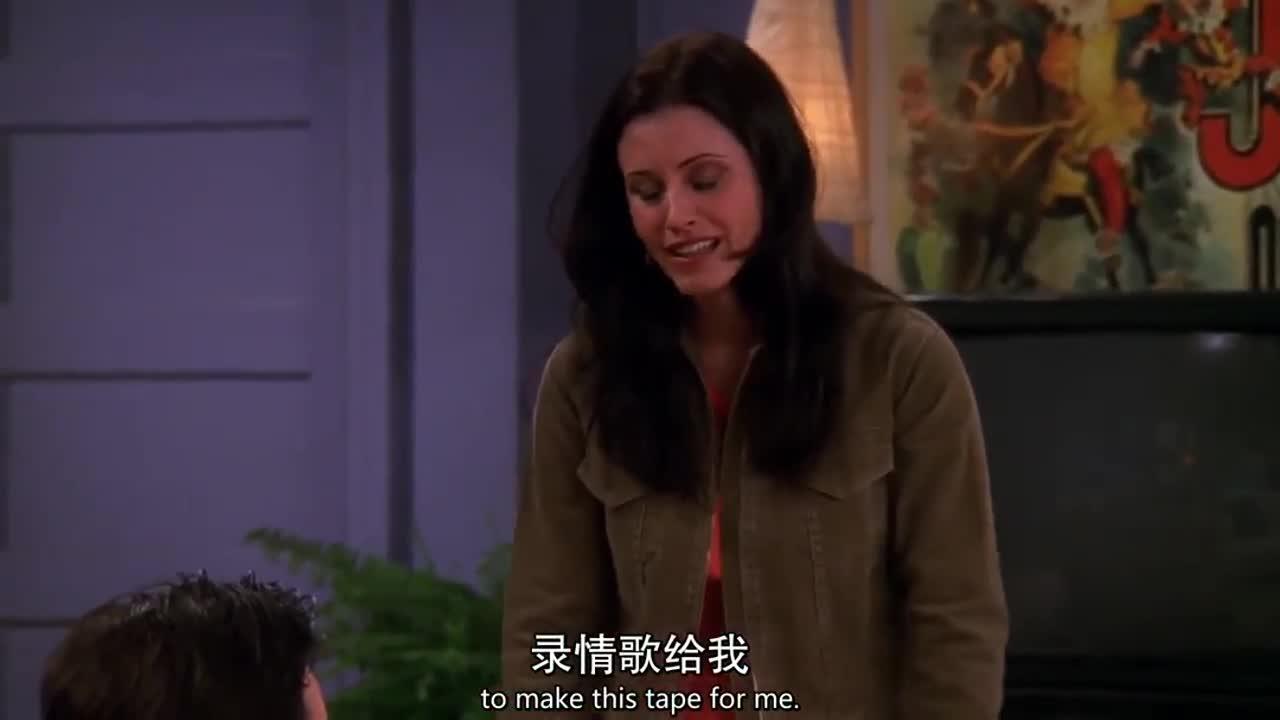 女子忘记做礼物给男子,女子因愧疚邀请他进房,想不到发生这事