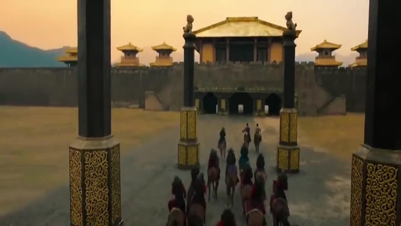 #经典看电影#刘亦菲说要游历西北地区,竟是因为怕这个所以不来
