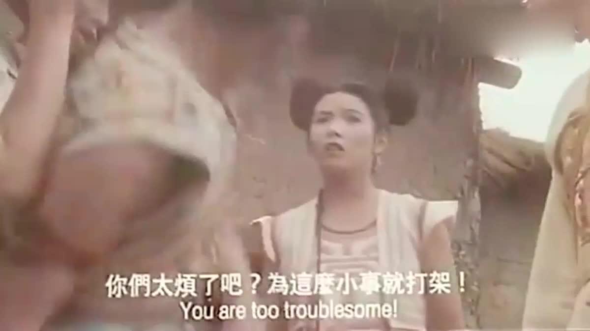 #追剧不能停#张敏太难了,被五个比自己还大的成年人叫妈妈