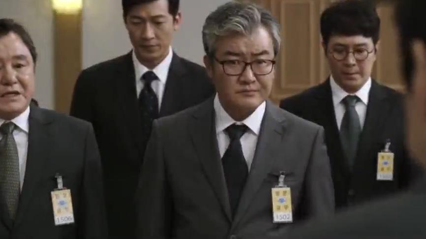 #影视片花#韩国的总统和总理谁牛逼,《潘多拉》里有答案