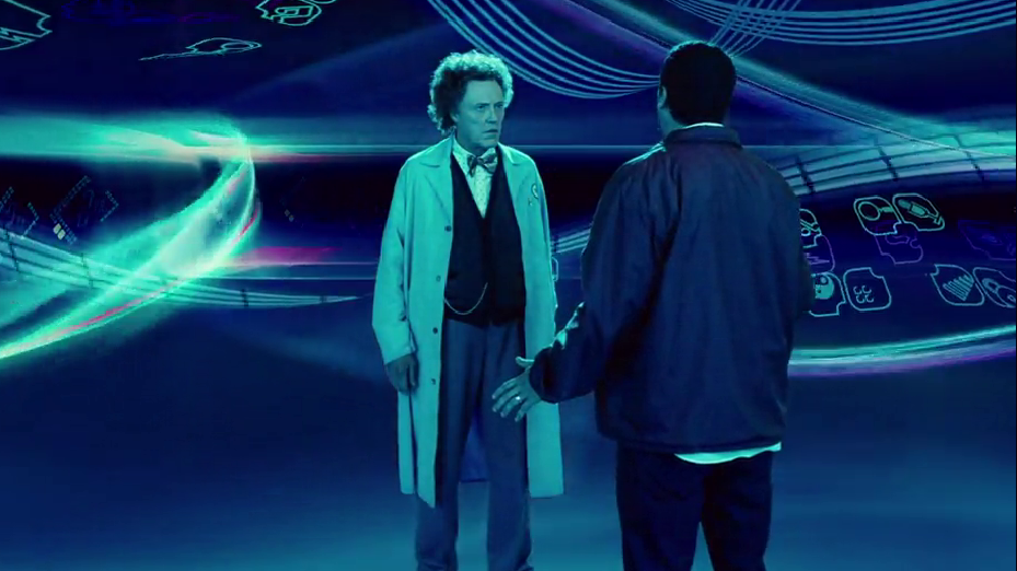 #经典看电影#大叔遇到科学怪人,得到一个万能遥控器,却让自己患了绝症