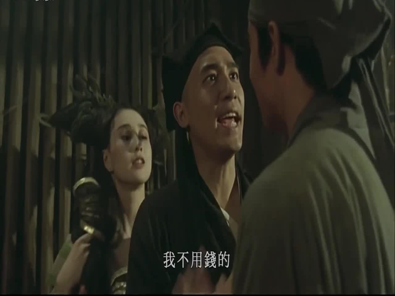 #高能 电影片段 #学友哥你可是歌神啊,矜持一点行吗