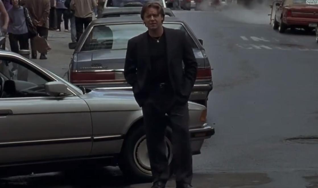 #经典看电影#美国黑帮:这才是黑帮老大的气场,人狠话不多,清理帮派一句话