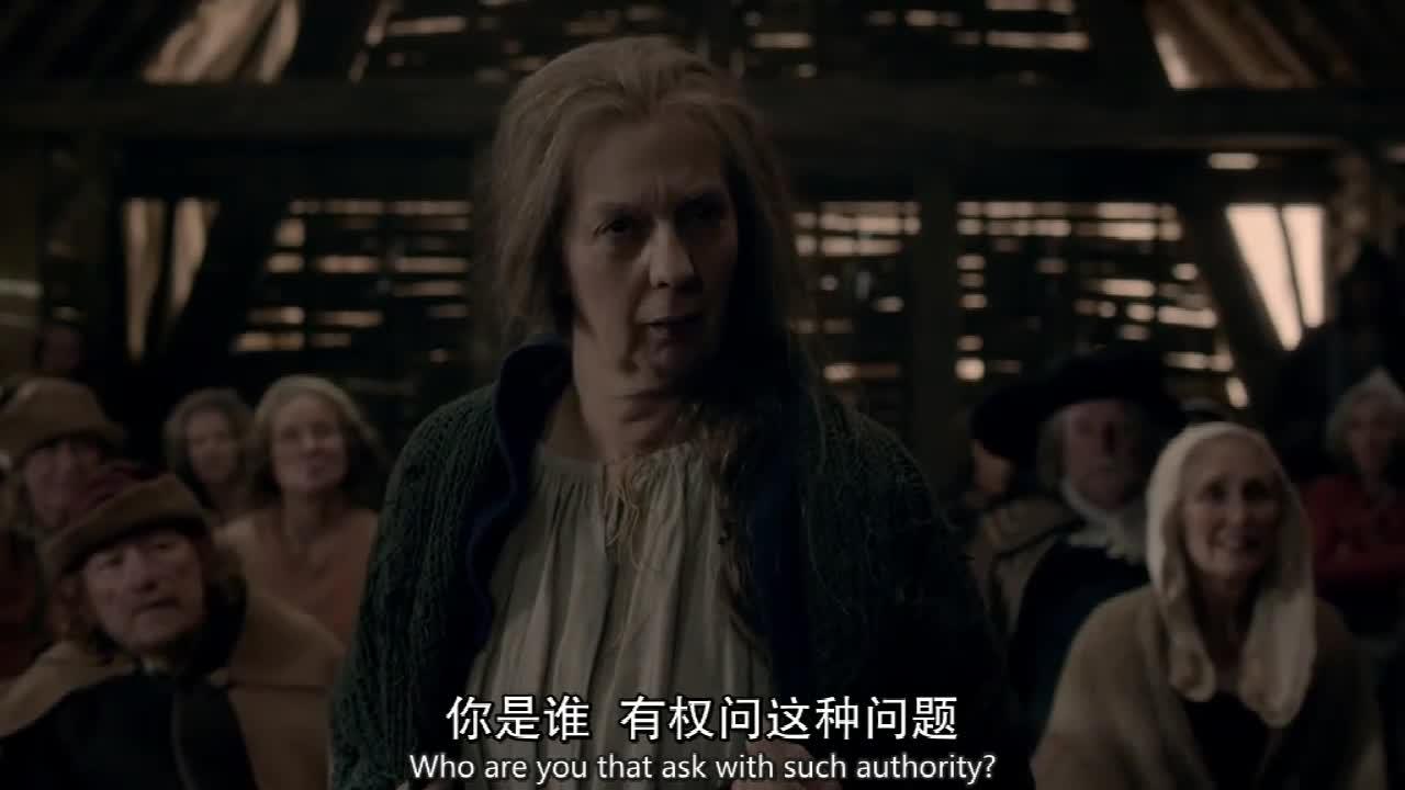 母亲被指为女巫,举报她的竟然是自己最亲的人,难道真为了财产