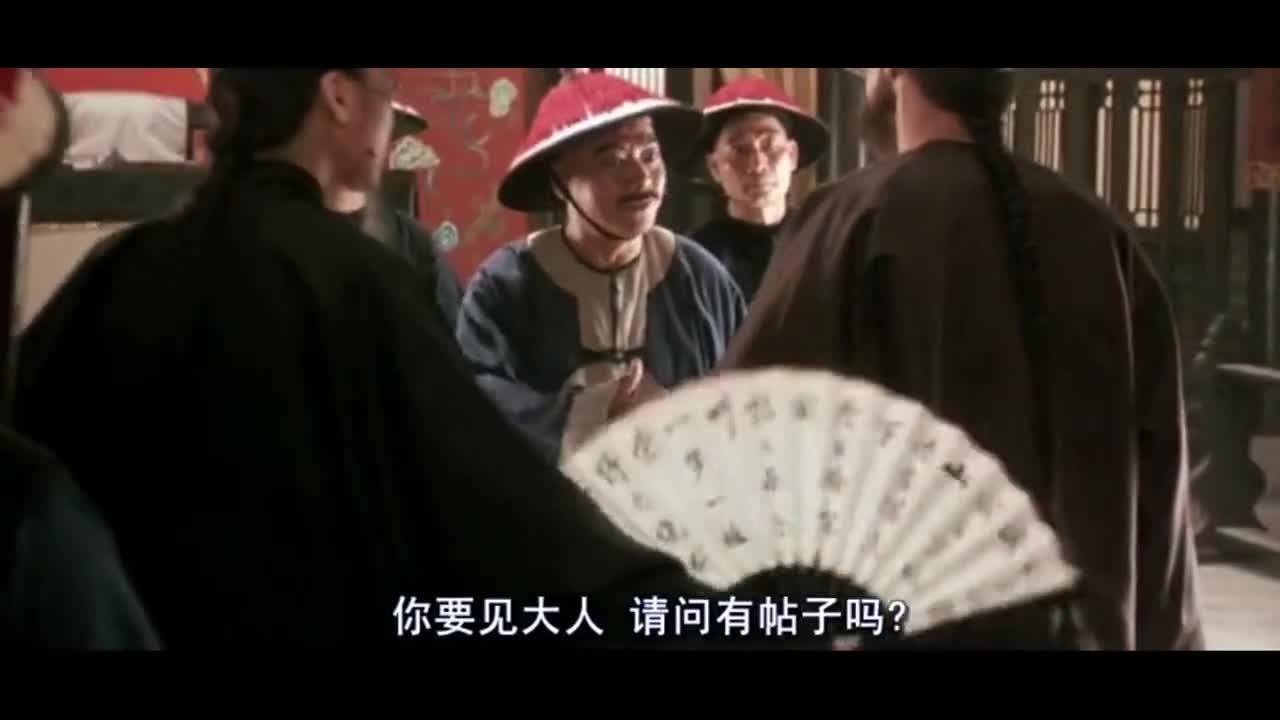 #经典看电影#据说甄子丹这部动作片, 黄霑不要片酬也要演, 看完我才明白
