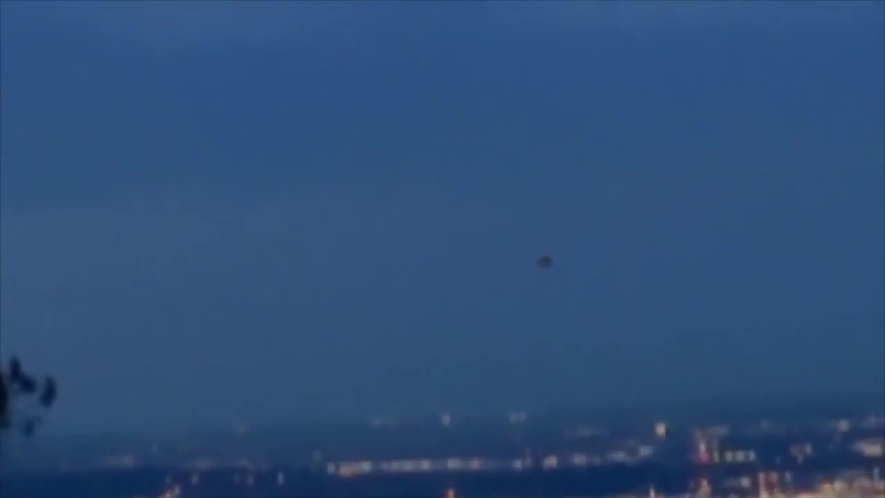 最神秘的UFO目击,真正的外星人录像!