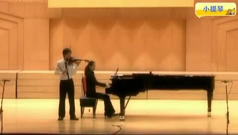 #小提琴奏鸣曲#李泽宇演绎《亨德尔E大调第6小提琴奏鸣曲》