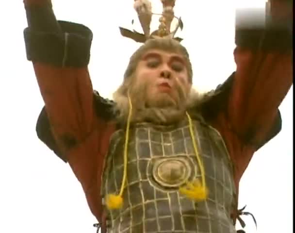 #经典看电影#天地争霸美猴王,孙悟空终于恢复法力,回来和决战了