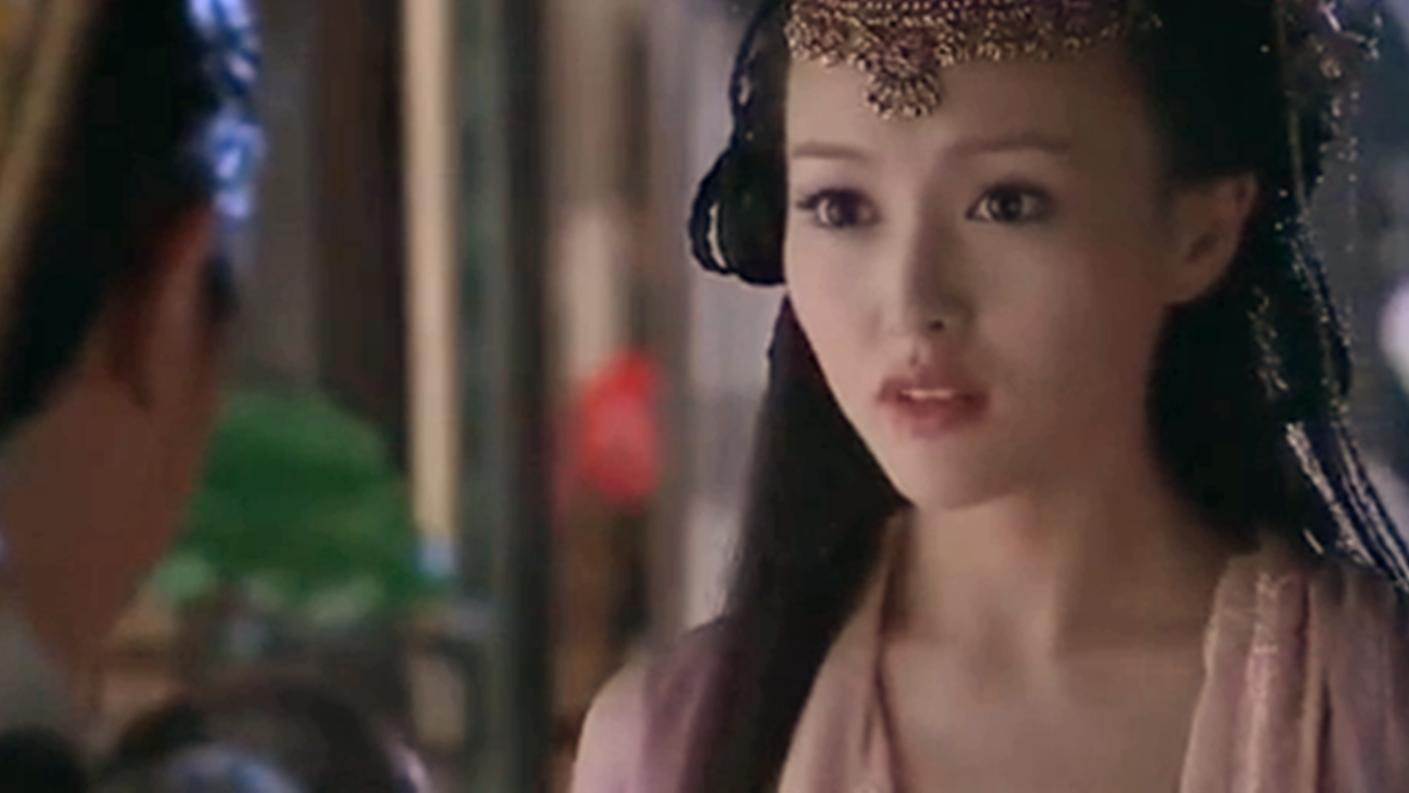 #追剧不能停#《仙剑奇侠传》白豆腐最后还是没能和紫萱,走到最后