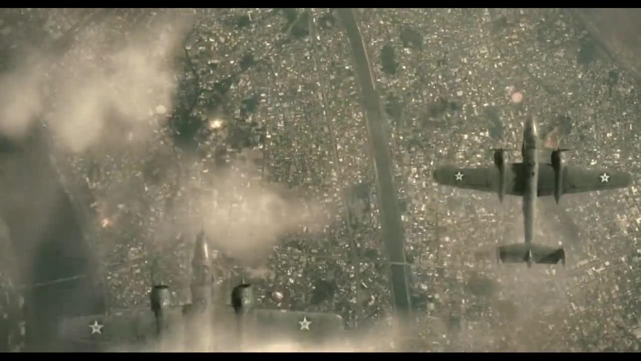 二战,美军轰炸机东京上空的30秒,愤怒的日军做出了错误的抉择