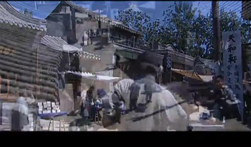 #经典看电影#范五爷得了一幅高仿的画满大街得瑟