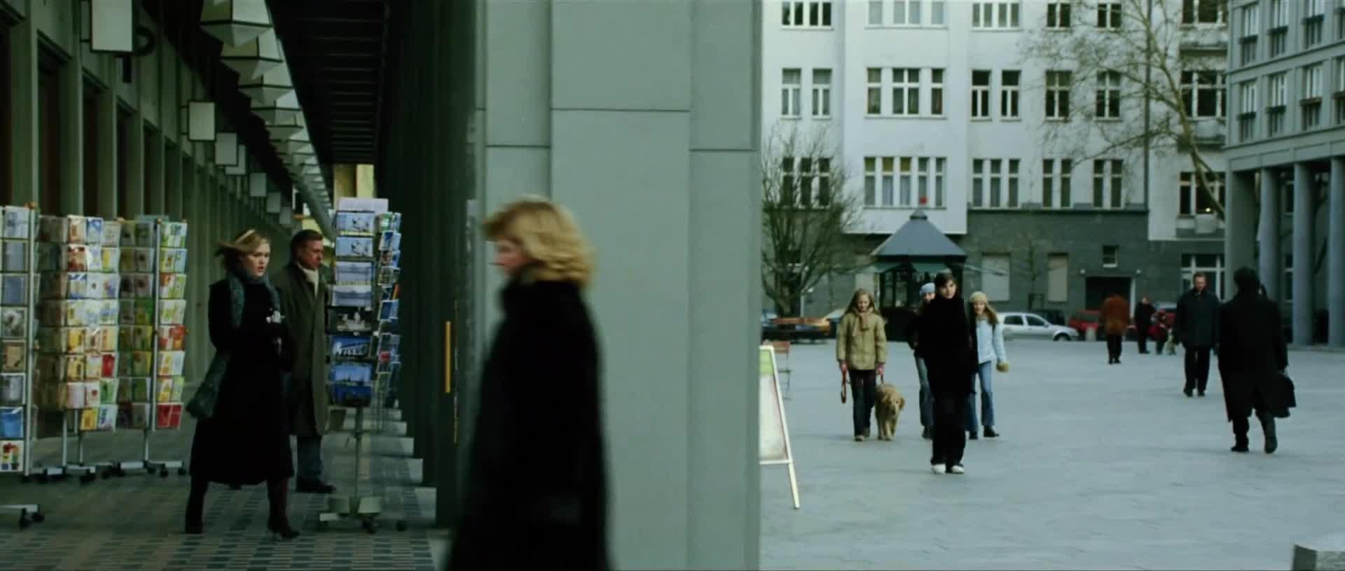 豆瓣高分《谍影重重2》这个镜头你们看懂了吗