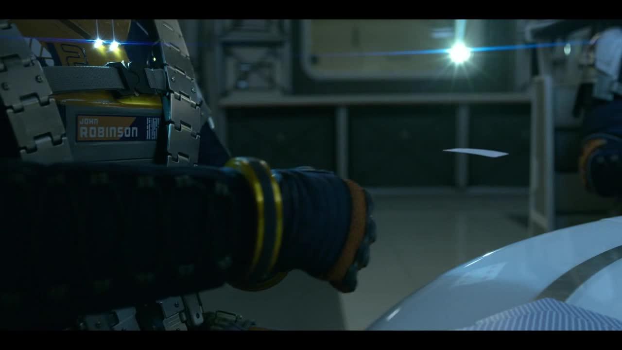 《迷失太空》第一季:意外灾难,迫降未知星球
