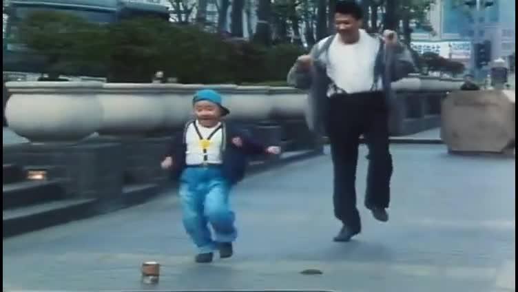 吴孟达和郝昭文搭档搞笑程度一点也不输周星驰