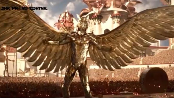 #一起看电影#古埃及神魔大战各种劲爆特效