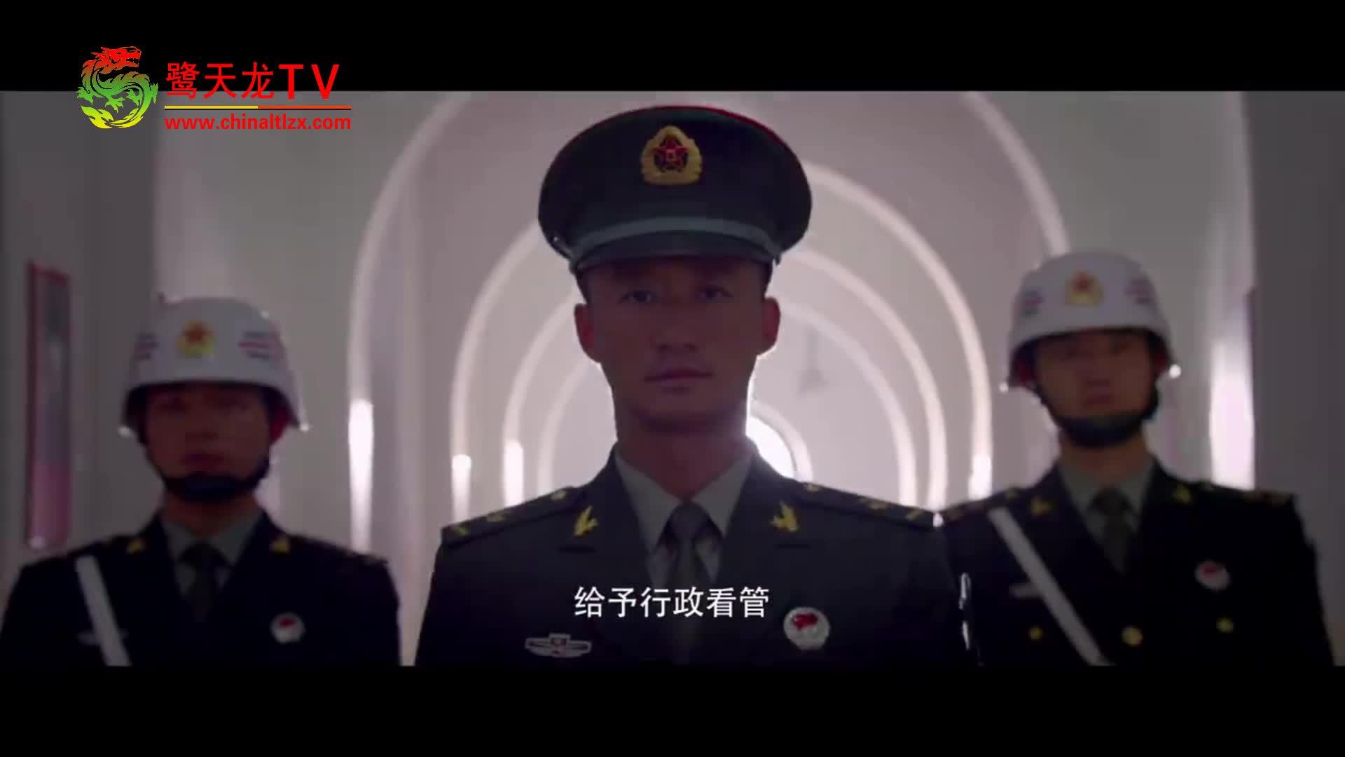 《战狼》预告热血先行 吴京开挂出演堪称超级英雄