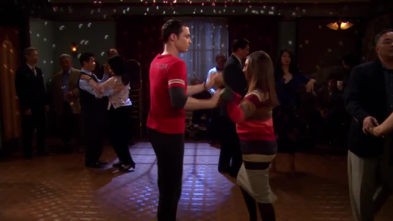 去过舞厅跳舞吗,看看理工直男是怎么跳舞的