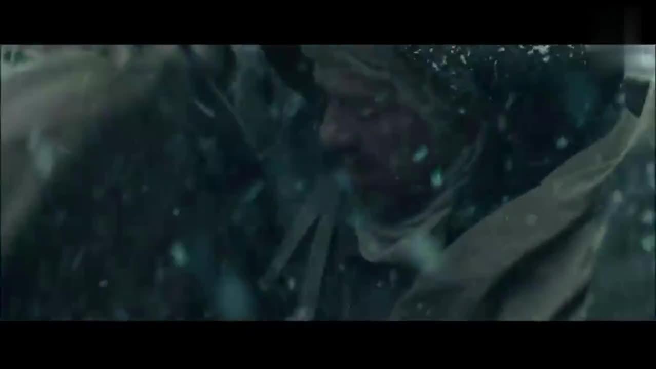 法国黑人士兵在雪地里穿凉鞋和德军作战,脚趾头都会冻掉