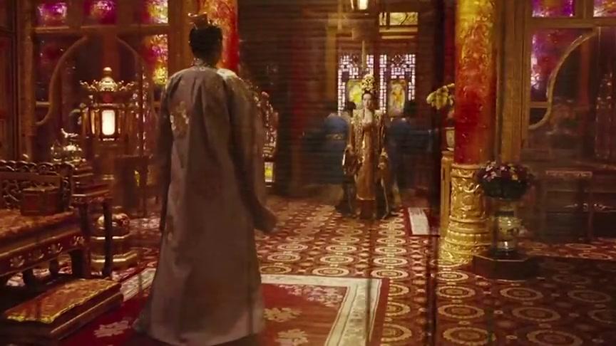 #追剧不能停#黄金甲太子跟后妈三年,王后现在求他帮忙,没想到太子这么无情