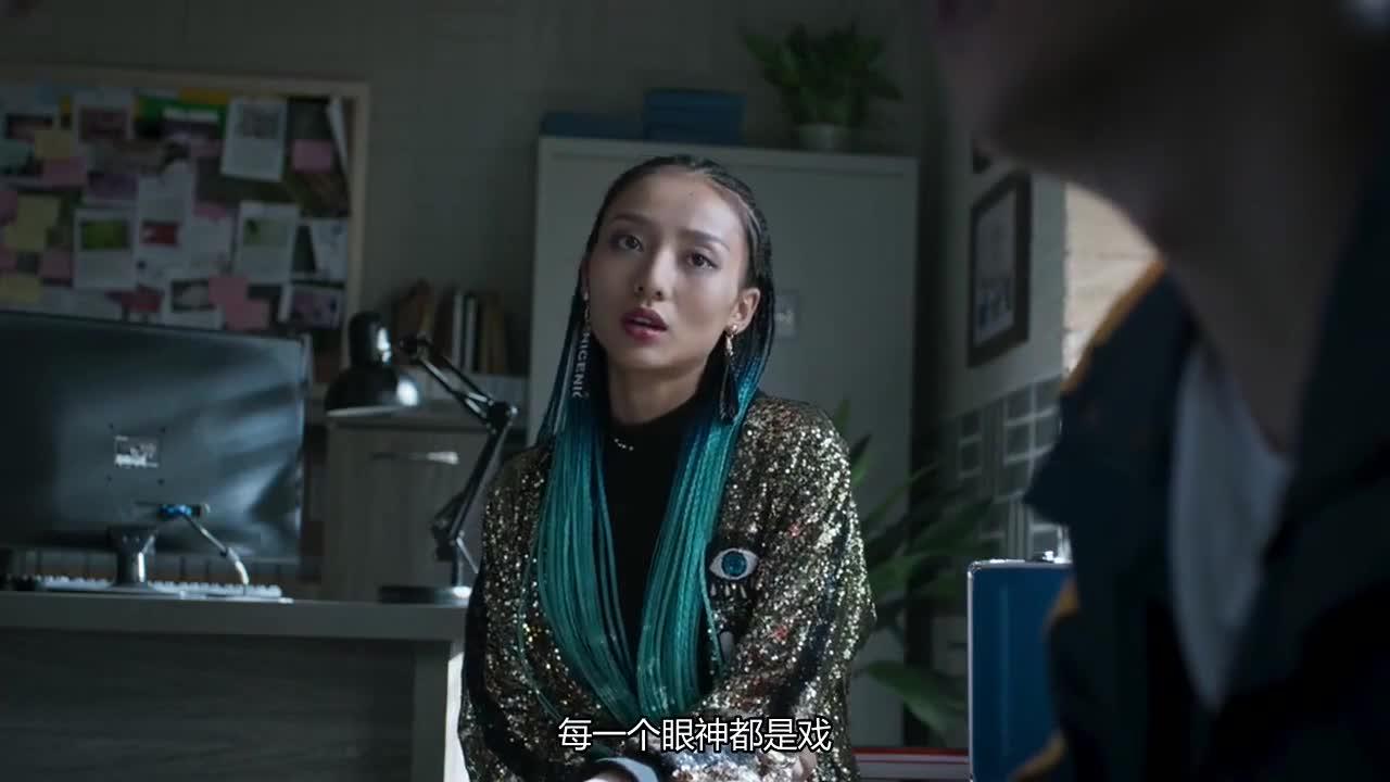 #经典看电影#《破冰行动》赵嘉良做了二十年的卧底,凭借着高智商和细心