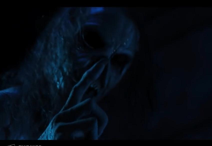 #惊悚看电影#惊险刺激骷髅头:潜伏4:锁命亡灵