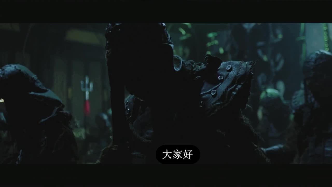 #2017记忆#新咖说5分僵尸片《镇魂法师》:男主挖出千年僵尸,即将生灵涂炭