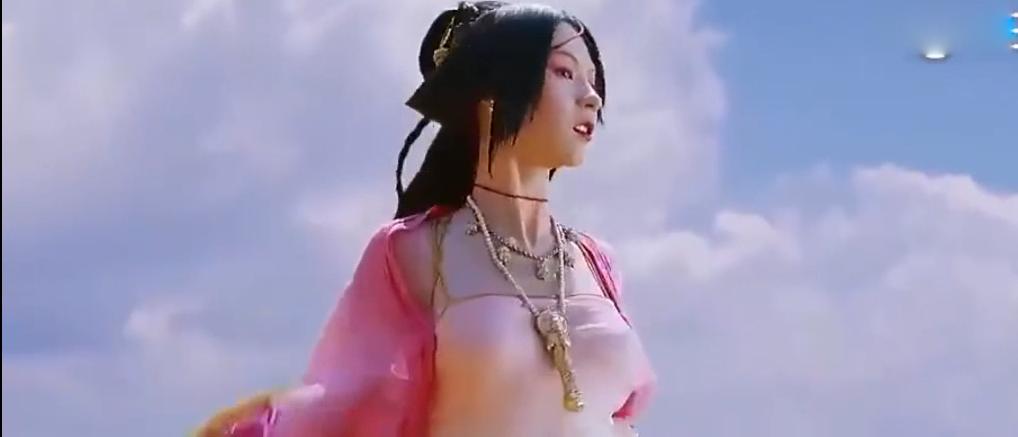 #电影迷的修养#张柏芝靠一件衣服就能号令百万雄师