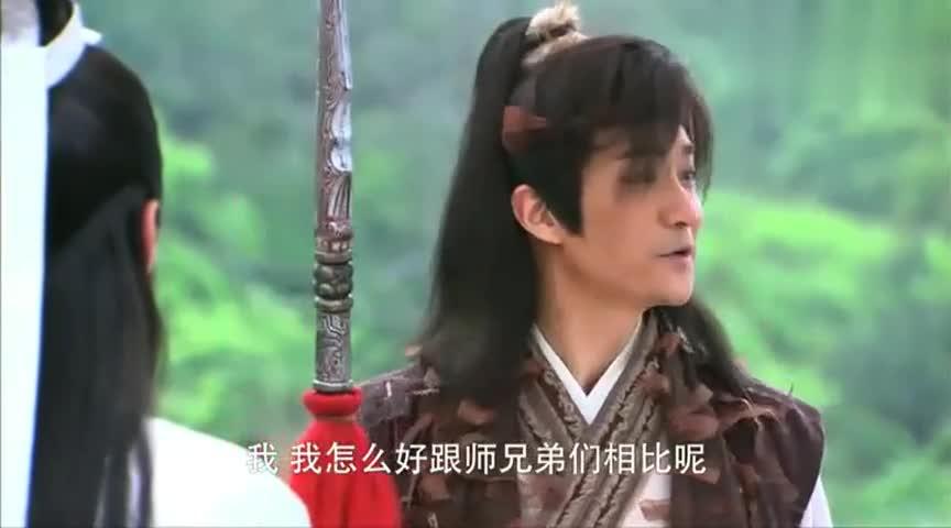 #影视片花#《封神英雄榜》听到师父的提问,杨戬觉得目前兵器尚未够称心如意
