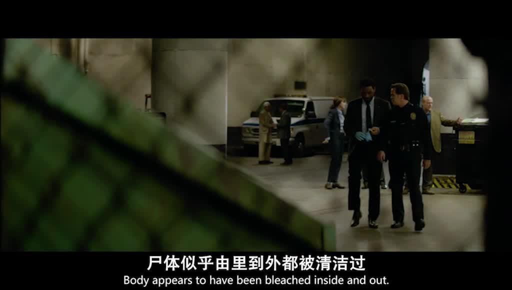 雷第一个去查看尸体,震惊发现死者,是熟悉的人