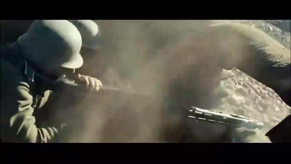 德军镇守山头,简直是兵书中的易守难攻之地
